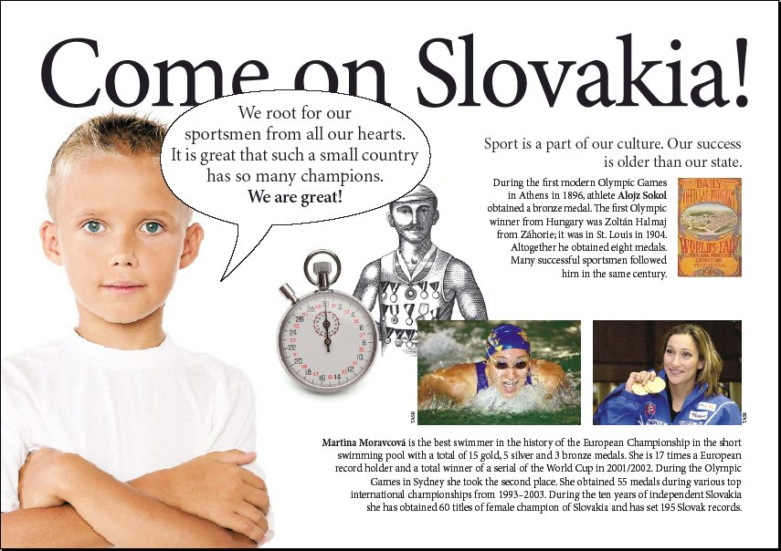 Slovakia - The country where we live