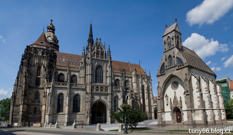 Kosice - The Cathedral of St. Elizabeth
