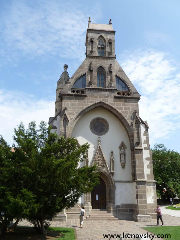 Kosice - The St. Michael's Chapel
