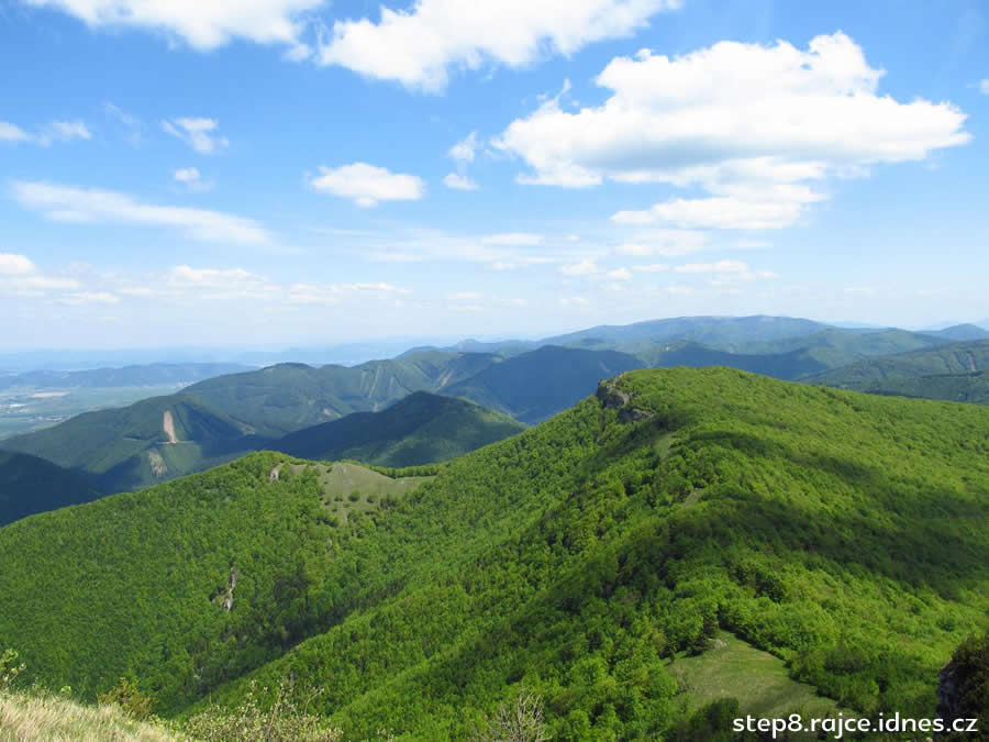 National park of the Low Fatra