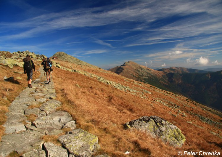 National park of the Low Tatra